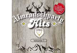 VARIOUS - Almrauschparty Vol.1 - (CD)