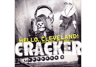 Cracker - Hello Cleveland!live From The Metro - (CD EXTRA/Enhanced)