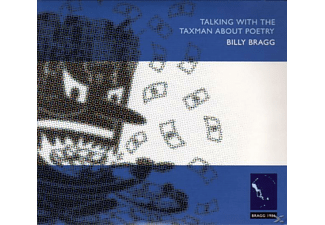 Billy Bragg - Talking With The Taxman About Poetry - (CD)