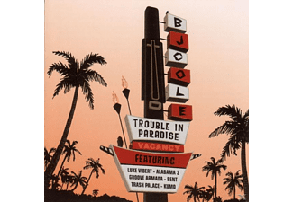 Bj Cole - Trouble In Paradise - (CD)