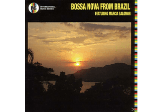 Marcia Salomon - Bossa Nova From Brazil - (CD)