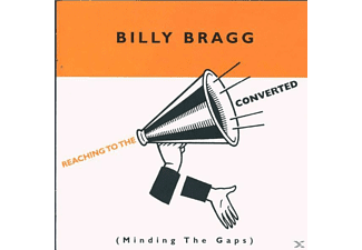 Billy Bragg - Reaching To The Converted - (CD)