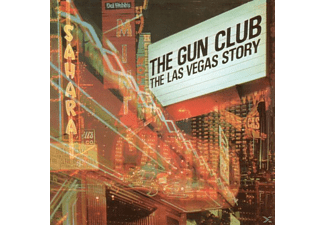 The Gun Club - Las Vegas Story [CD]