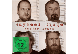 Hayseed Dixie - Killer Grass - (CD + DVD Video)