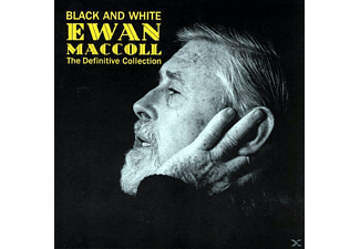 Ewan Maccoll - Black & White - (CD)
