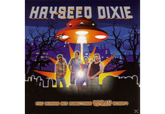 Hayseed Dixie - You Wanna See Something Really Scary - (CD)