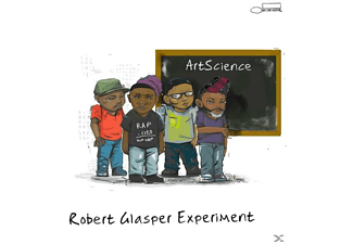 Robert Glasper Experiment - Artscience - (CD)
