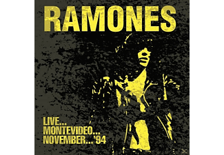 Ramones - Live? Montevideo? November 94 - (CD)
