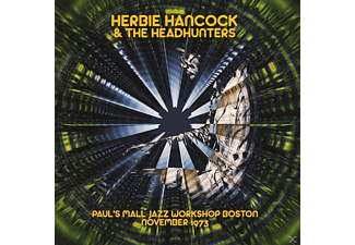 Herbie & The Headhunters Hancock - Pauls Mall Jazz Workshop Boston November 1973 [CD]
