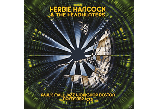 Herbie & The Headhunters Hancock - Pauls Mall Jazz Workshop Boston November 1973 - (CD)