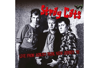 Stray Cats - Live From Asbury Park New Jersey 92 - (CD)
