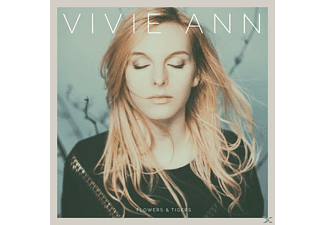 Vivie Ann - Flowers & Tigers [CD]