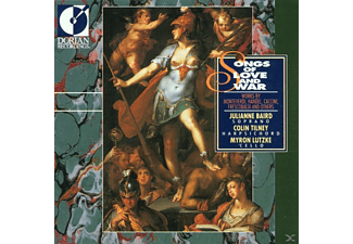 Baird/Tilney/Lutzke - Songs Of Love And War - (CD)