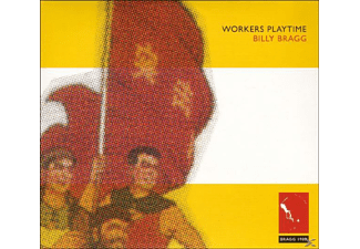 Billy Bragg - Workers Playtime [CD]