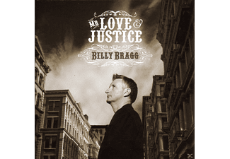 Billy Bragg - Mr.Love And Justice - (CD)