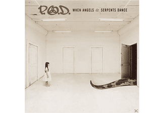 P.O.D. - When Angels And Serpents Dance - (CD)