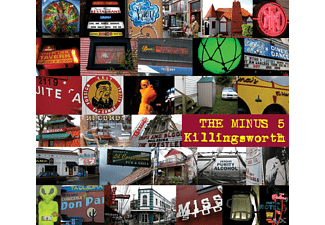 The Minus 5 - Killingsworth - (CD)