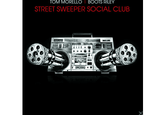Street Sweeper Social Club - Street Sweeper Social Club - (CD)
