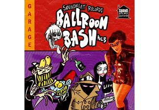 VARIOUS - Soundflat Records Ballroom Bash! Vol.3 - (CD)