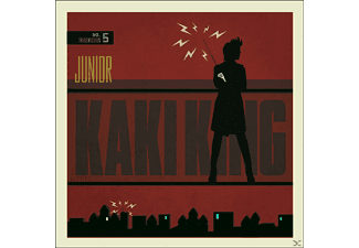 Kaki King - Junior - (CD)