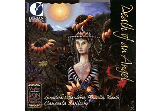 Camerata Bariloche - Death Of An Angel - (CD)