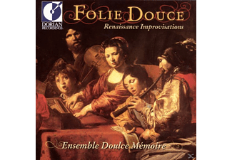 Doulce Ensemble Memoire - Folie Douce - (CD)