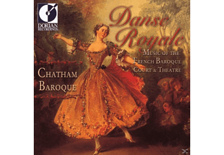 Chatham Baroque - Danse Royale - (CD)