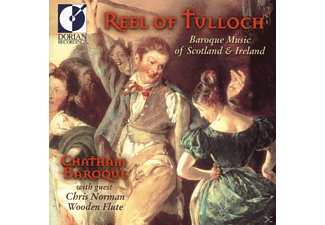 Chatham Baroque - Reel Of Tulloch - (CD)