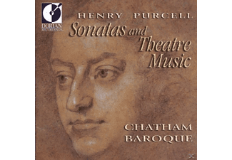 Chatham Baroque - Sonatas And Theatre Music - (CD)