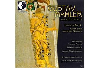 Susan Platts, Kenneth Slowik, The Smithsonian Chamber Players, Christine Brandes - Mahler/Sinfonie 4 - (CD)