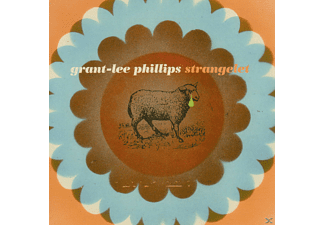 Grant Phillips - Strangelet - (CD)