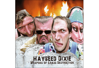Hayseed Dixie - Weapons Of Grass Destruction - (CD)