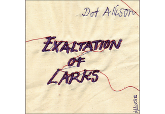 Dot Allison - Exaltation Of Larks - (CD)