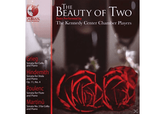 The Kennedy Centre Chamber Players - Beauty Of Two, The - (CD)