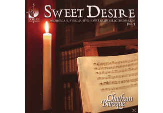 Chatham Baroque - Sweet Desire - (CD)