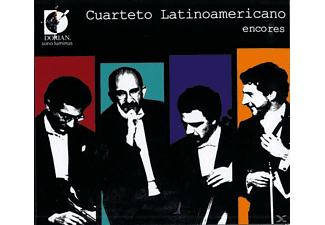 Cuarteto Latinoamericana - Encores - (CD)