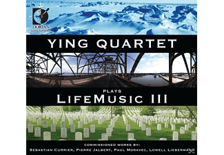The Ying Quartet - Lifemusic III - (CD)