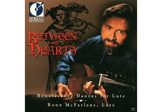 Ronn Mcfarlane - Between Two Hearts - (CD)