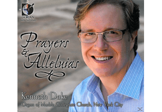 Kenneth Dake - Prayers & Alleluias - (CD)