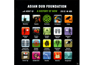 Asian Dub Foundation - A History Of Now - (CD)