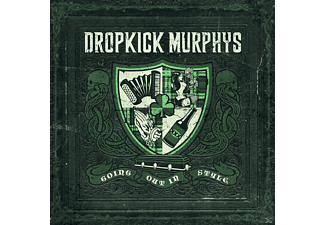 Dropkick Murphys - Going Out In Style [CD]