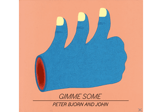 Peter Bjorn And John - Gimme Some - (CD)