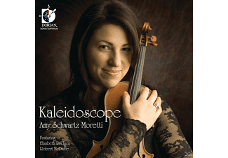 Amy Schwartz Moretti, VARIOUS - Kaleidoscope - (CD)
