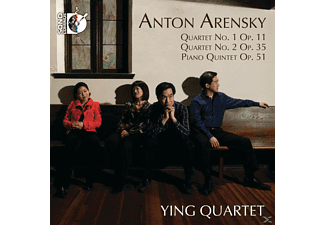 The Ying Quartet - Quartette - (CD)