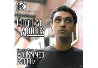 Mohammed Fairouz - Critical Models - (CD)