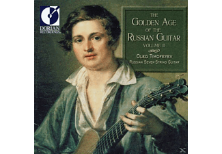 Oleg Timofeyev - Golden Age Of Russian Guitar Vol.2 - (CD)