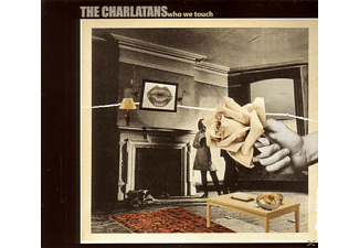 The Charlatans - Who We Touch (Deluxe Edition) - (CD)