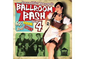 VARIOUS - Soundflat Records Ballroom Bash! Vol.4 [CD]