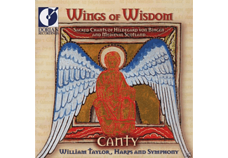 Taylor/Canty - Wings Of Wisdom - (CD)