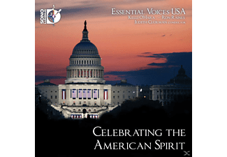 Clurman/O'Hara/Raines - Celebrating the American Spirit - (CD)
